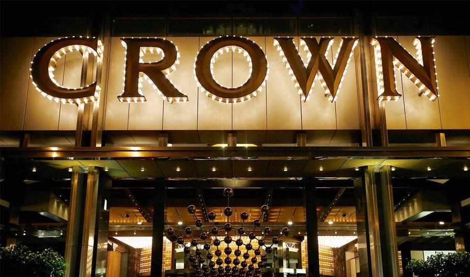 crown casino ingang