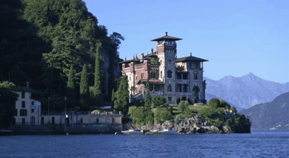 villa bond casino royale
