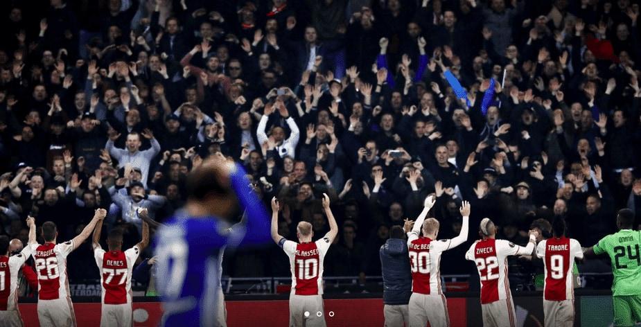 Ajax juichen