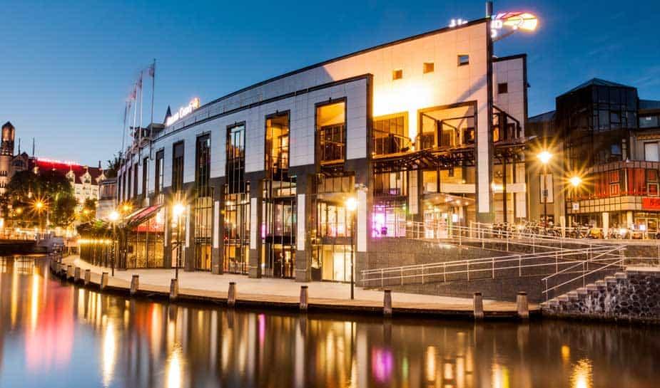 Openingstijden Holland Casino Amsterdam