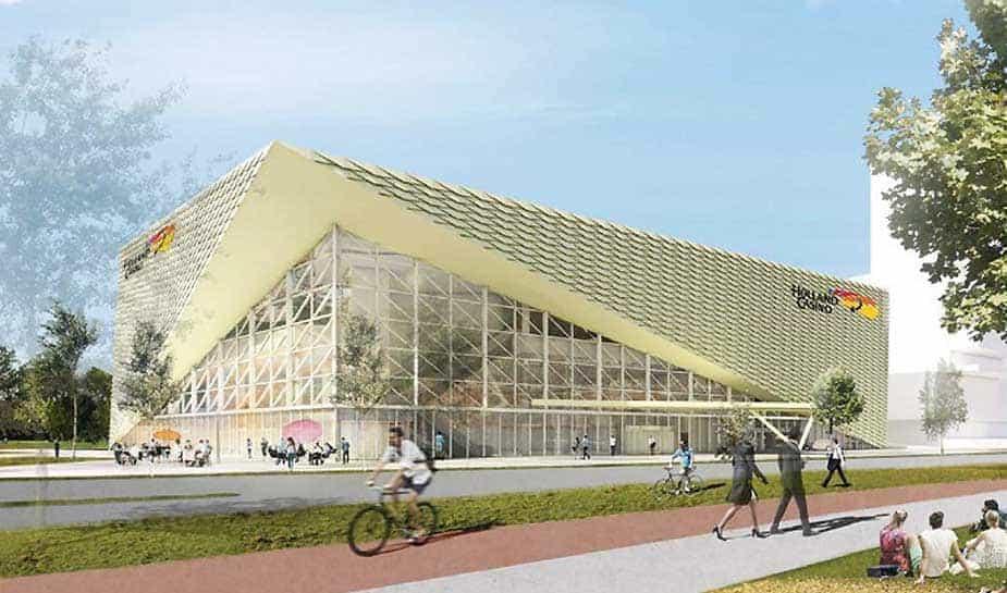 Holland Casino blijft toch bij het ontwerp met de verlichte gevel die verschillende kleuren kan aannemen. De welstandscommissie Utrecht is tegen. Lees meer.