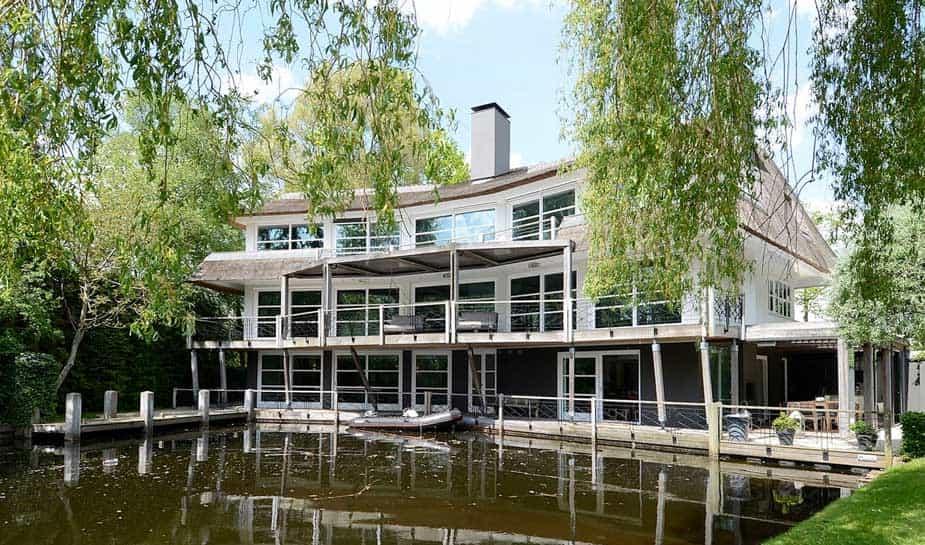 Dit Zijn De 10 Duurste Huizen Die In Nederland Te Koop Staan