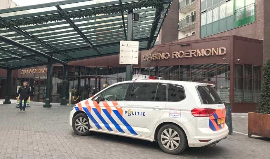 Casino in Roermond overvallen
