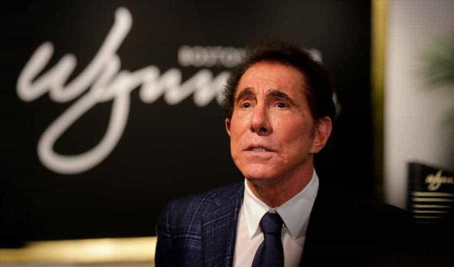 Steve Wynn staakt de strijd over verkochte Wynn Resorts-aandelen