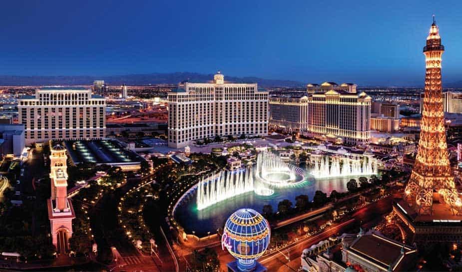 Las Vegas accepteert cryptocurrencies meer en meer