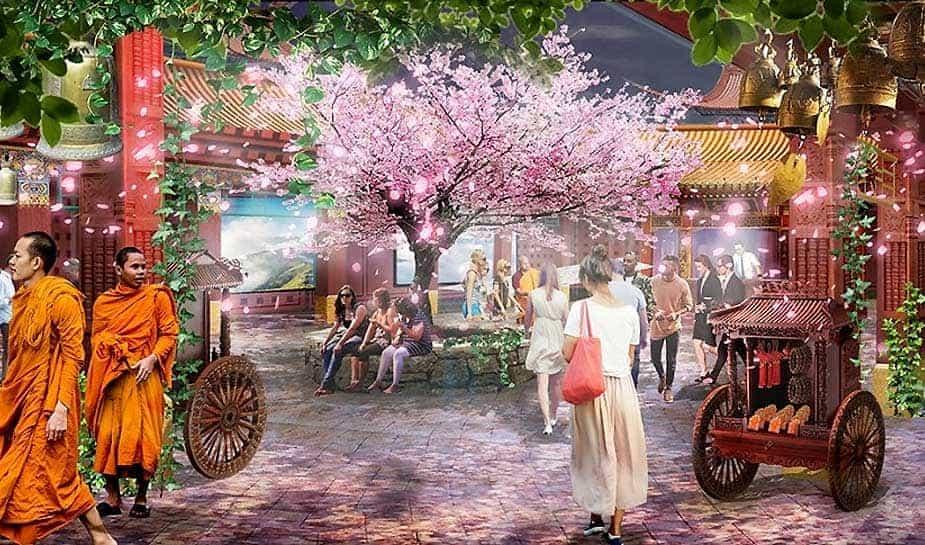 Dé gokstad van de wereld Las Vegas heeft er een nieuwe attractie en toeristentrekker bijgekregen: Kind Heaven, met Zuid-Oost Azisch thema. Je leest er alles over in ons laatste nieuwsbericht op Online Casino Ground.