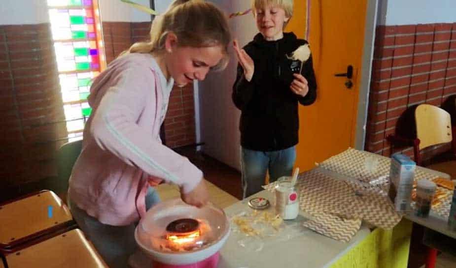 Leerlingen van basisschool De Starter (Groningen) hebben op een wel heel bijzondere wijze geld opgehaald voor het goede doel. Je leest er hier meer over!