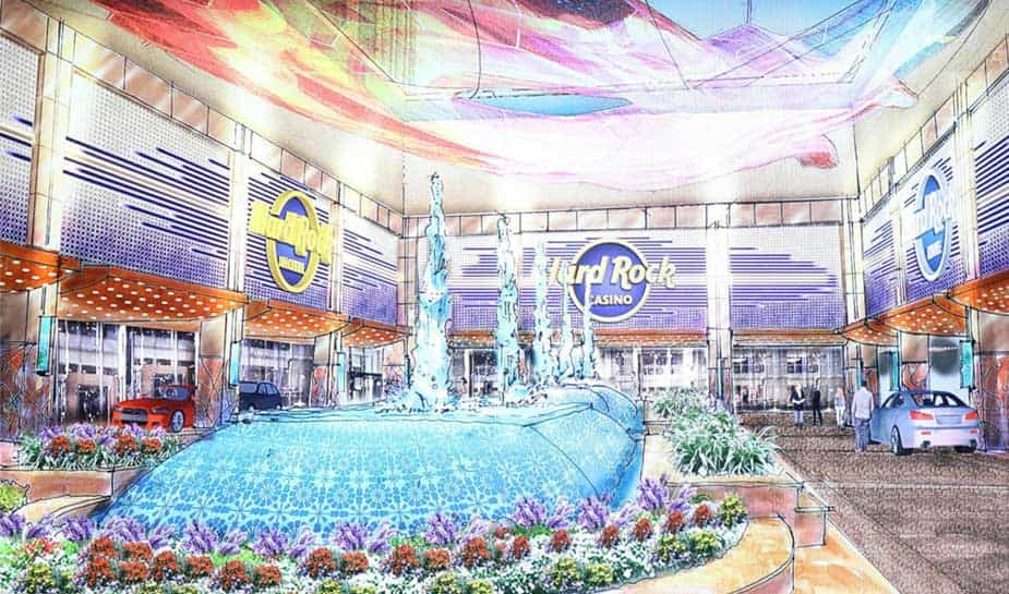 Hard Rock Hotel & Casino Atlantic City opent in juni
