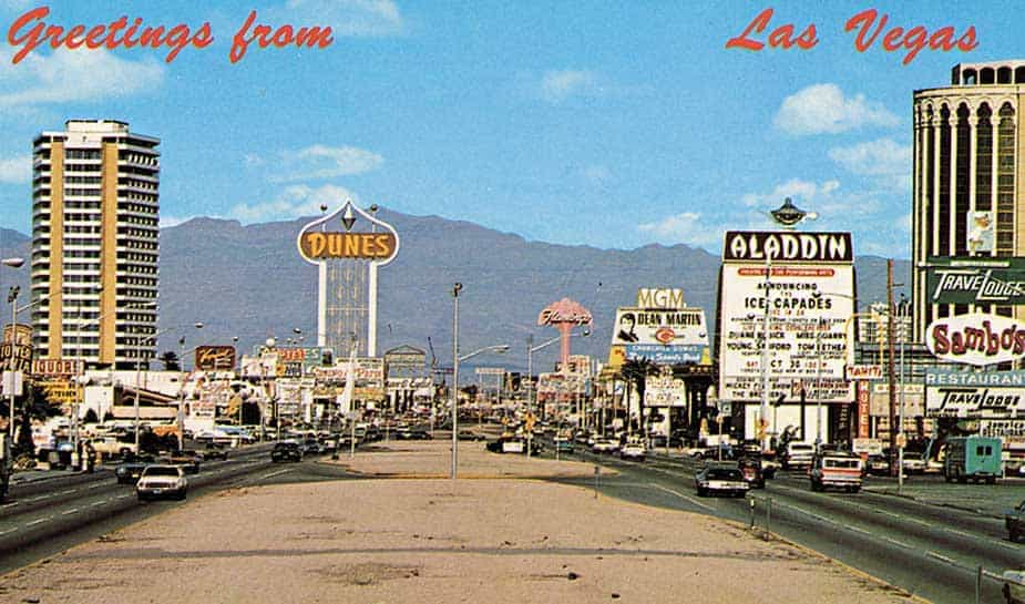 Dat Las Vegas een roemruchte geschiedenis heeft, zal niemand verbazen. Maar hoe is dit stukje land veranderd van dorre woestijn naar een wereldberoemde stad vol entertainment en neon-verlichting? Je leest het in Online Casino Grounds' eerste deel over de geschiedenis van Las Vegas! Lees snel verder...