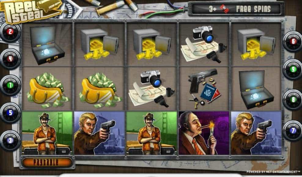 De nieuwste casinogames, verwachtte casinospellen, overzicht van 2018 en al het nieuws omtrent NetEnt. Je leest het in ons laatste blog op Online Casino Ground. Deze maand in ons blog: Archangels - Salvation, Arabian Nights, Reel Steal en de gigantische jackpot die onlangs met Hall of Steel werd behaald. Lees verder!