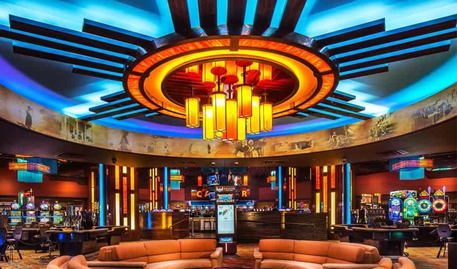 Casino's stimuleren de werkgelegenheid