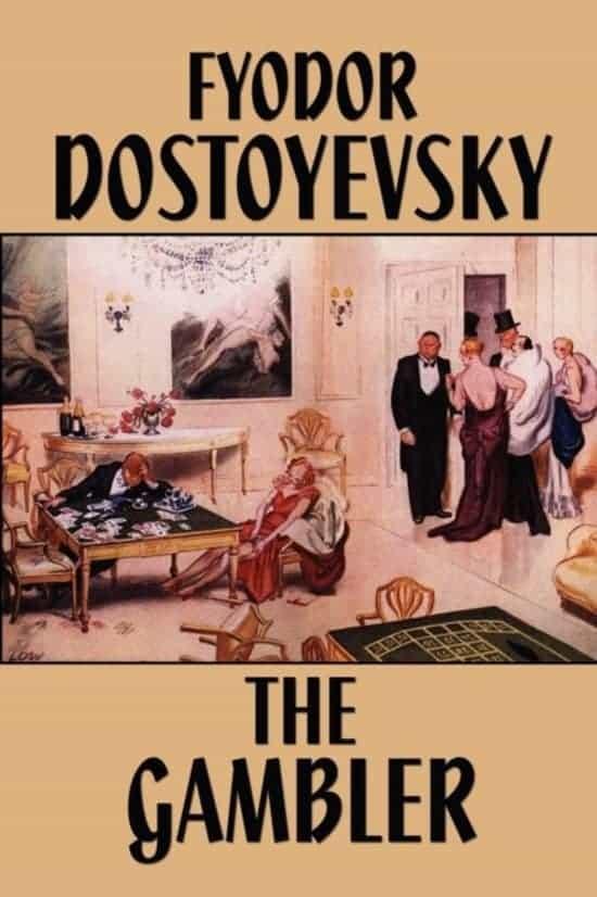 gokken in de literatuur - dostojevski