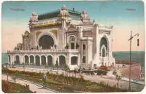 Casino Constanta op oude ansichtkaart
