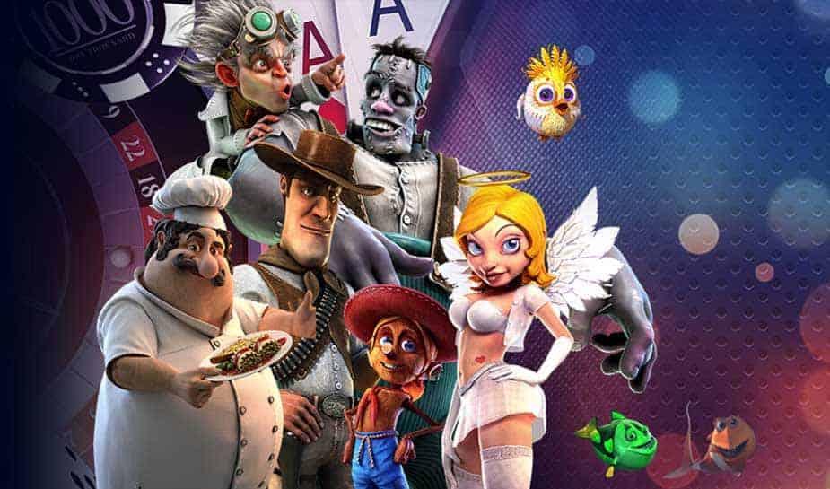 Nieuwe spellen en ander casino nieuws – november 2018 editie