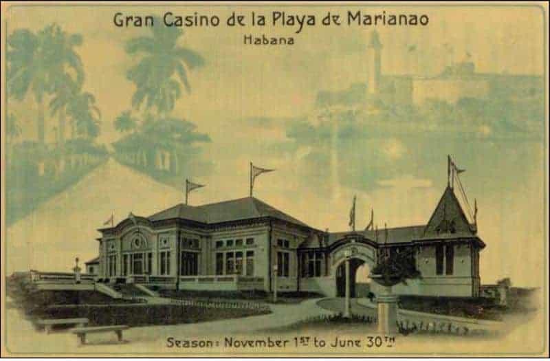 Gokken op Cuba - eerste casino's