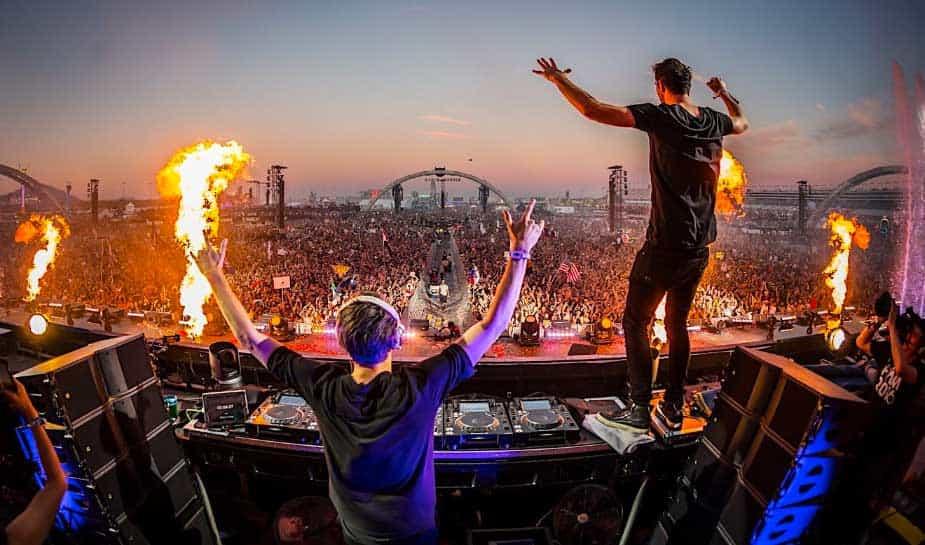 Alles over Las Vegas in deze blog-serie! Deze keer lees je alles over wereldberoemde dj's die in Vegas te zien zijn en ook in welke nachtclub!