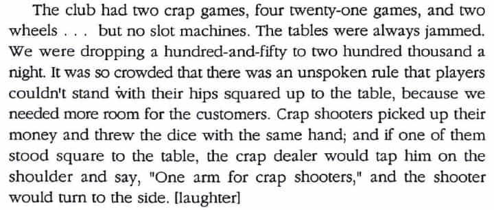 Warren Nelson - passage uit boek