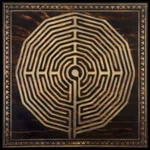 Puzzels - doolhof of labyrint tekening