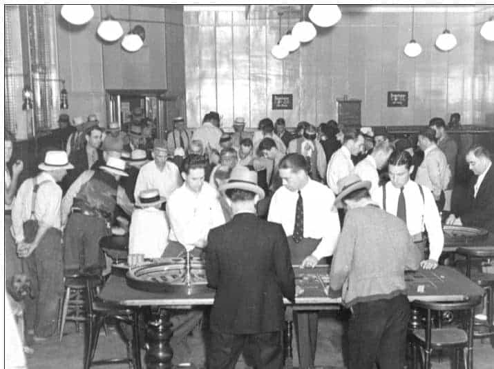 Warren Nelson - Palace Club 1938