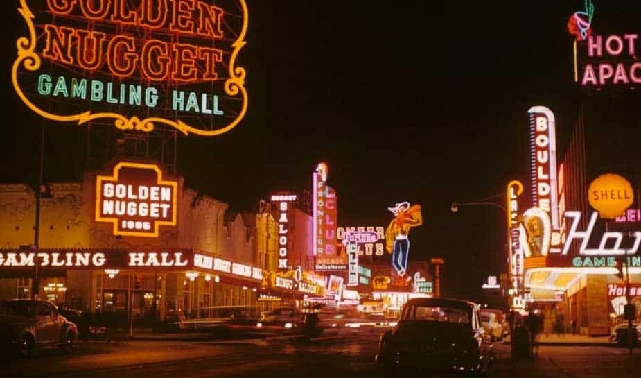Alles over Las Vegas, de gokhoofdstad van Amerika 14