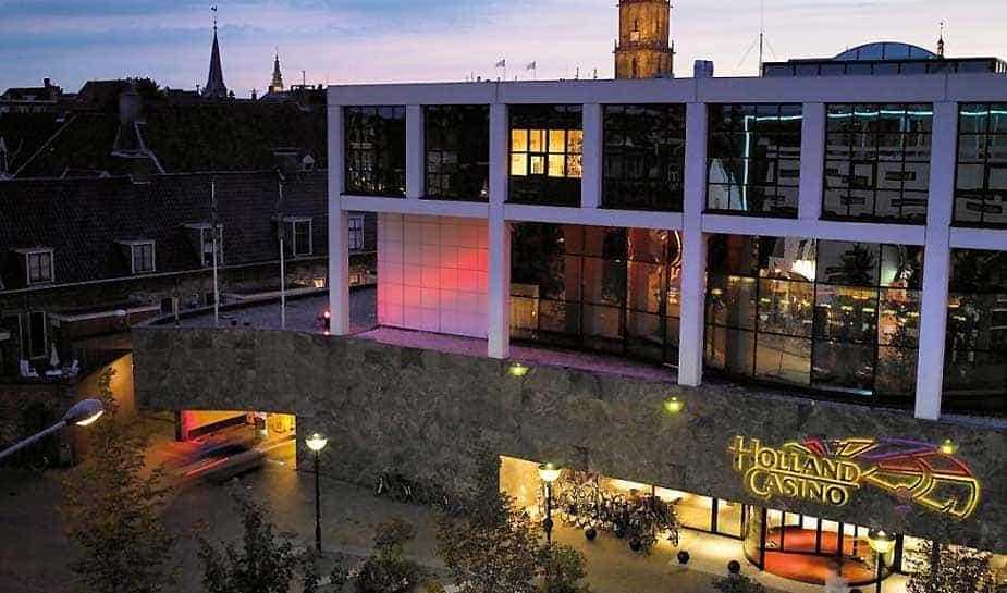 Holland Casino Groningen Openingstijden