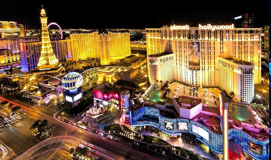 Alles over Las Vegas, de gokhoofdstad van Amerika, Deel X