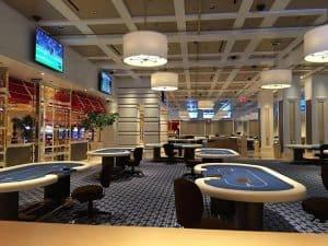 Poker rooms