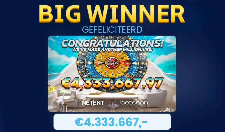 big win mega fortune dreams slot