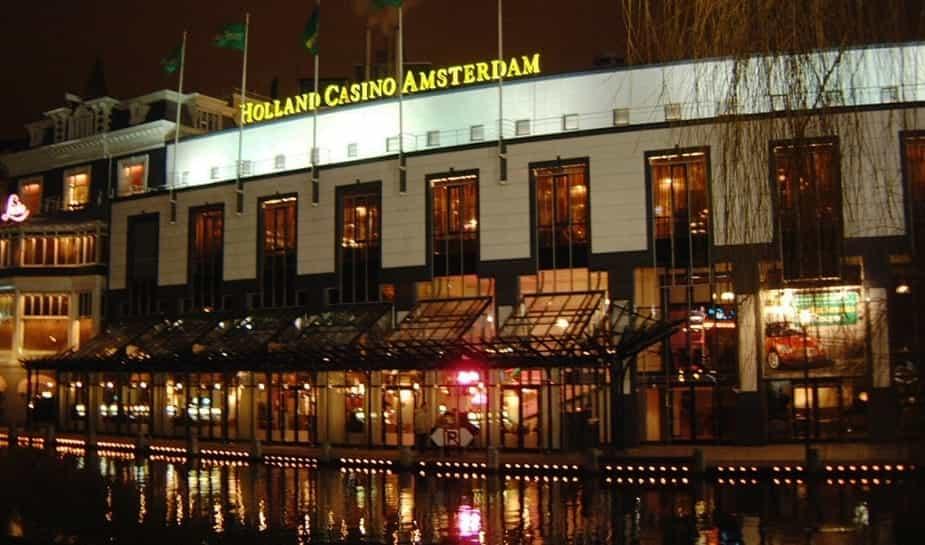 Holland casino Amsterdam ingang