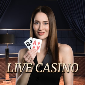 Live casino tafelspellen