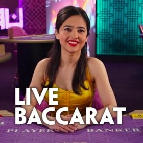 Multi-Camera Live Baccarat