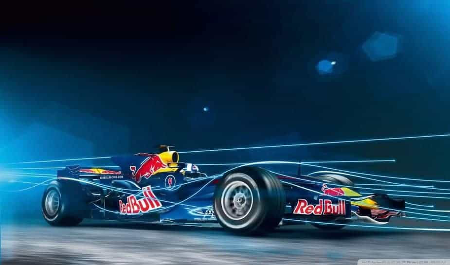 red bull racing auto