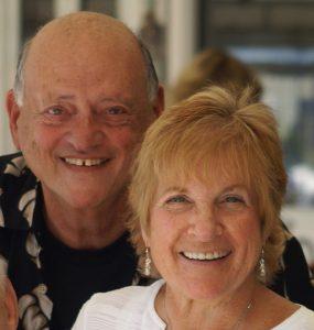 arnie wexler en vrouw