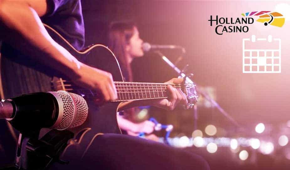 Holland Casino Evenementen | van 27 augustus tot en met 9 september
