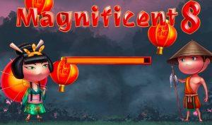 Magnificent 8 slot
