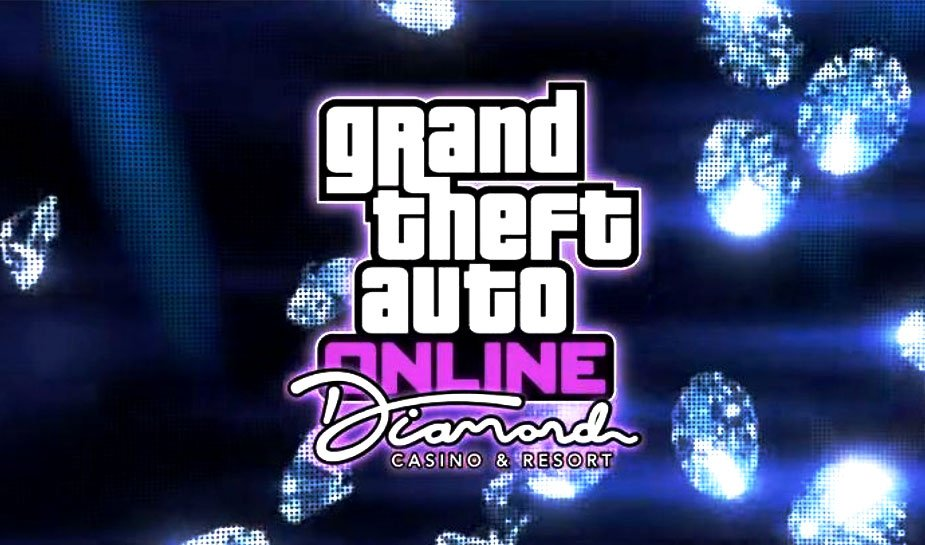 grand theft auto casino online logo
