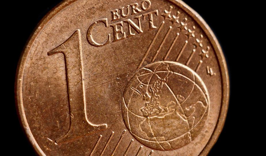 1 eurocent