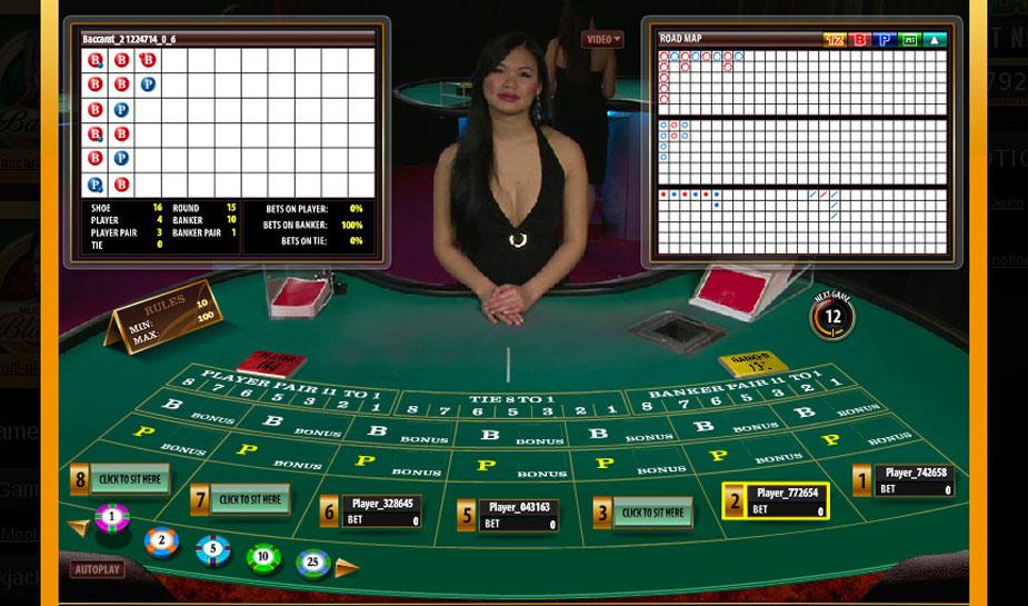 Pocket fruity casino