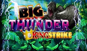Big Thunder King Strike Ainsworth casino game