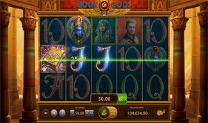 Book of Gods Casino Game BF Games