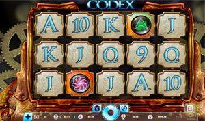 Codex Spieldev Casino Game