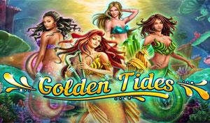 Golden Tides 2 by 2 gaming spel