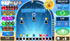 Lucky Gems Casino game of Touchstone Games