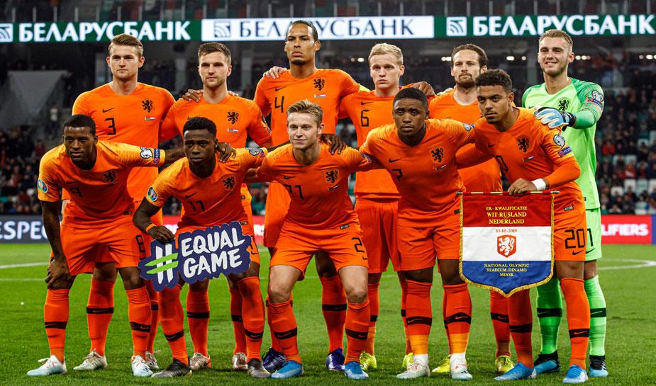 Nederlands Elftal 2019 voorbeschouwing