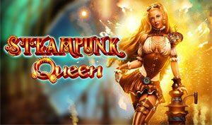 Steampunk Queen casino game van SlotVision