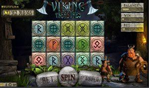 Viking Treasures Casino game Betconstruct