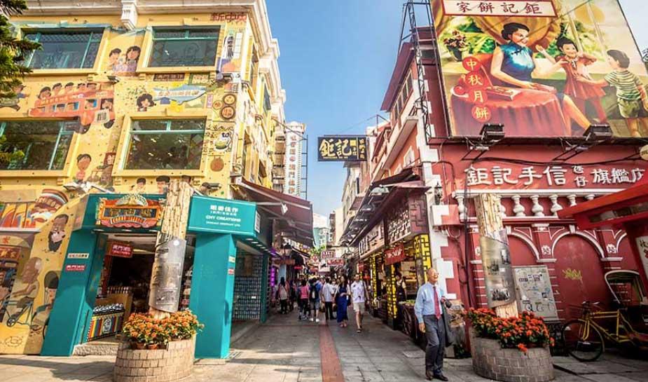 Alles-over-Macau-geschiedenis