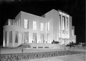 Casino op Lido in 1938