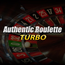Authentic Roulette Turbo