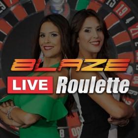 Blaze Live Roulette